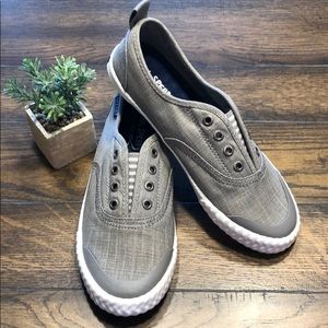 Sperry - Paul Sperry Gray Slip On Shoes